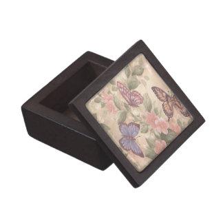 De Doos van de Herinnering van de vlinder Premium Cadeau Doosje