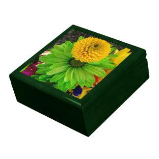 De Doos van de Herinnering van Verte van Fleur Vierkant Opbergdoosje Large