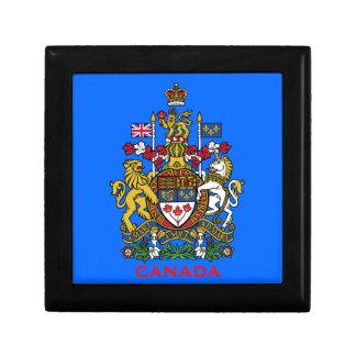 De Doos van de Juwelen van het Mannen van Canada* Decoratiedoosje