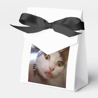 De Doos van Yum Yum van het kat Bedankdoosjes