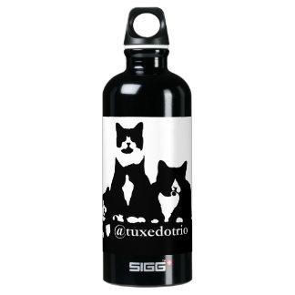 De Douane die van TuxedoTrio de Fles van het Water