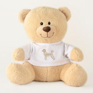 De douane van de teddybeer