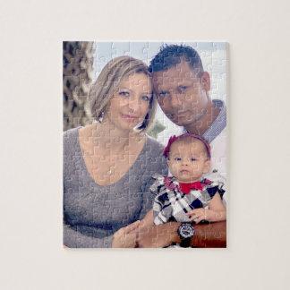 De douaneprint van de cliënt foto puzzels