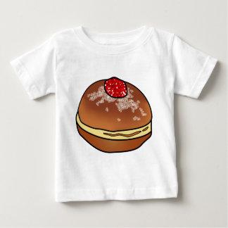 De Doughnut van de Gelei van Sufganiyah van de Baby T Shirts