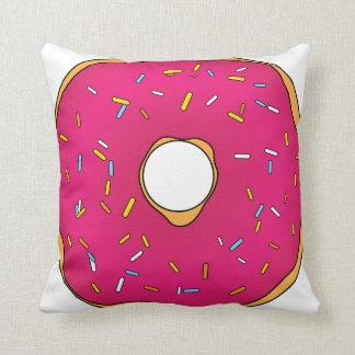De doughnut werpt Hoofdkussen Sierkussen