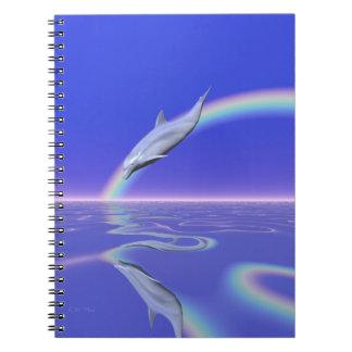De Download van de dolfijn Notitie Boeken