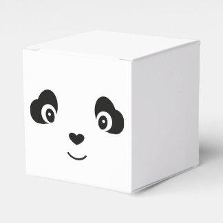 De Dozen van de Gunst van de panda Bedankdoosjes