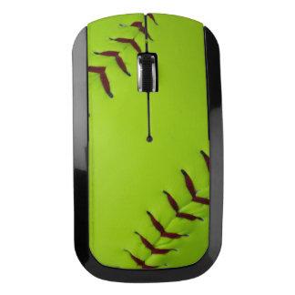De draadloze muis van het softball