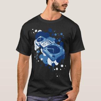 De Draaischijven van DJ T Shirt
