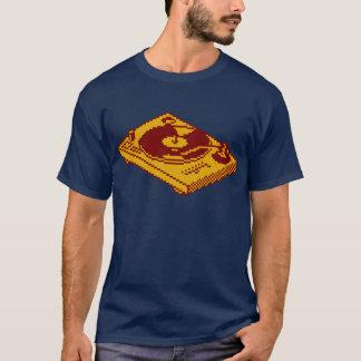 De Draaischijven van het pixel T Shirt