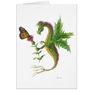 De draak 2012 van de Distel Kaart