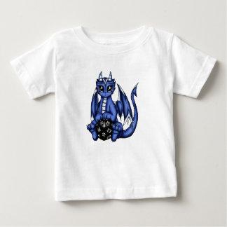 De Draak van het spel Baby T Shirts