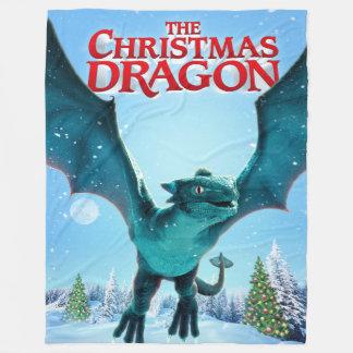 De draak van Kerstmis - de Deken van de Vacht