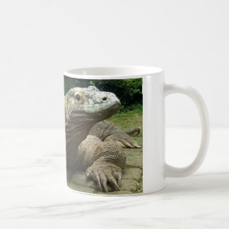 De draak van Komodo Koffiemok