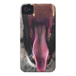 De Dragende Kaken van de Tijger van huren iPhone 4 Hoesje