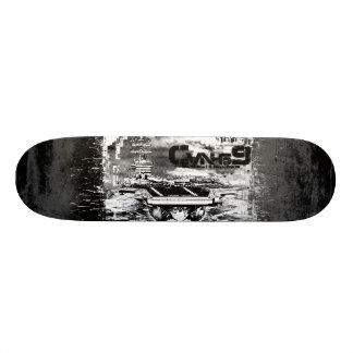 De drager Dwight D. Eisenhower Skateboard van het