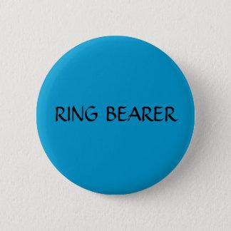 De DRAGER van de RING - knoop Ronde Button 5,7 Cm