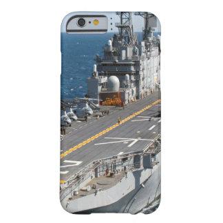 De Drager van het Vliegtuig van de Marine van de Barely There iPhone 6 Hoesje