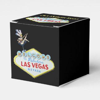 De dreun van de Verjaardag van Las Vegas Bedankdoosjes
