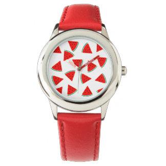 De Driehoeken van het Patroon van de watermeloen Horloges