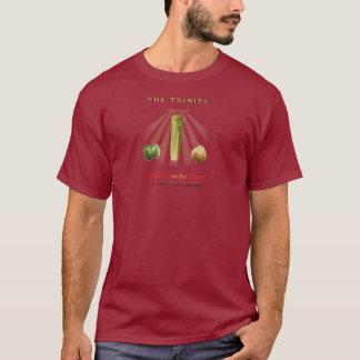 """De """"drievuldigheid"""" van het Koken van de Kust T Shirt"""