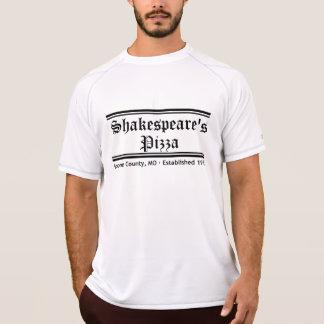 De droge T-shirt van het Netwerk