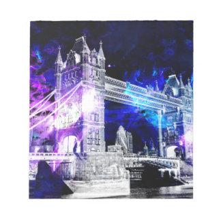De Dromen van Amorem Amisi Londen van de Notitieblok