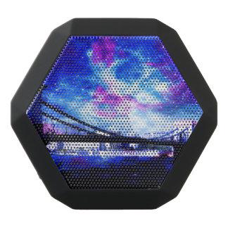 De Dromen van Boedapest van de minnaar Zwarte Bluetooth Speaker