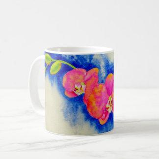 De Dromen van de orchidee Koffiemok