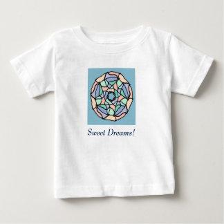 De Dromen van de pastelkleur Baby T Shirts