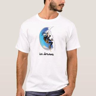 """De """"dromen van het ijs """" t shirt"""