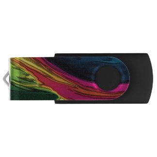 De Dromen van het neon Swivel USB 3.0 Stick
