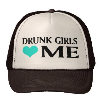 De dronken Meisjes houden van me Trucker Pet