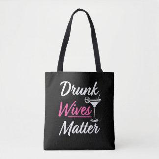 De dronken Vrouwen zijn grappige wijnzak van Draagtas