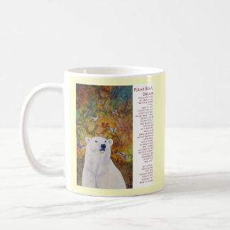De Droom van de Ijsbeer Koffiemok