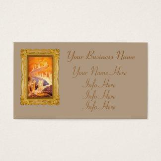 De Droom van Jacob door William Blake Visitekaartjes