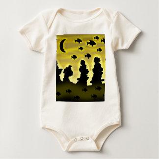De droom van Khazar Baby Shirt