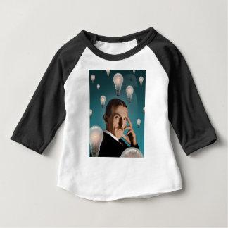 De Droom van Tesla Baby T Shirts