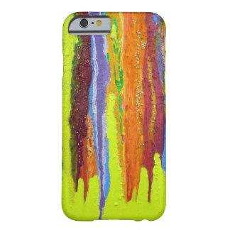 De druipende Giften van het Ontwerp van de Kunst Barely There iPhone 6 Hoesje