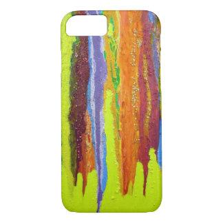 De druipende Giften van het Ontwerp van de Kunst iPhone 7 Hoesje