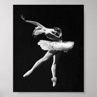 De Druk van Cuba van het ballet Poster