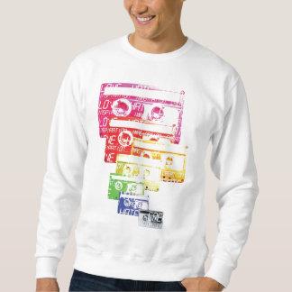 De Druk van de cassette Trui
