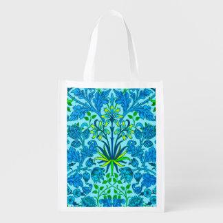 De Druk van de Hyacint van William Morris, Herbruikbare Boodschappentas
