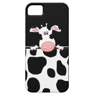 De Druk van de koe Barely There iPhone 5 Hoesje