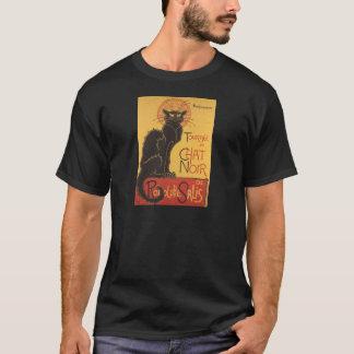 De Druk van de Kunst van le Chat Noir T Shirt