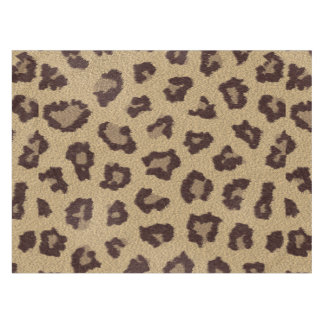 De Druk van de luipaard Tafelkleed