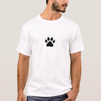 De Druk van de poot T Shirt