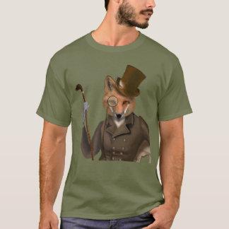 De druk van de Vos Bounder T Shirt
