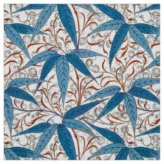 De Druk van het Bamboe van William Morris, het Stof