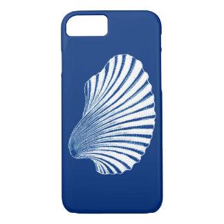 De Druk van het Blok van Shell van de kammossel, iPhone 8/7 Hoesje